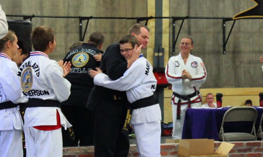Taekwondo+Teaching