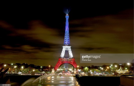 Tears for Paris