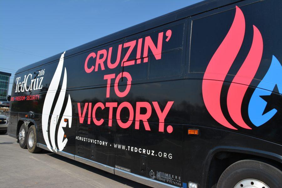 Cruz+Cruises+Through+Greenwood