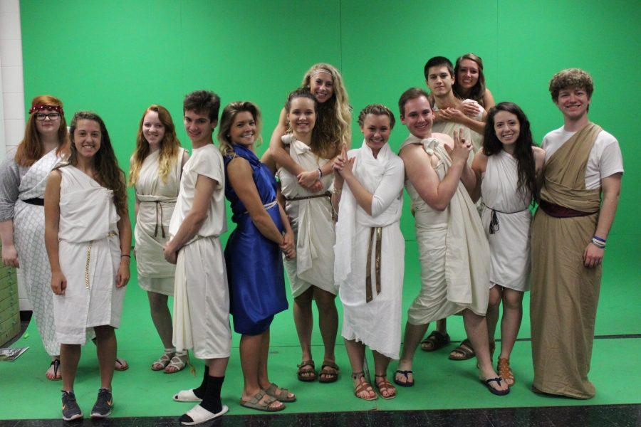 Senior Week:Toga Day