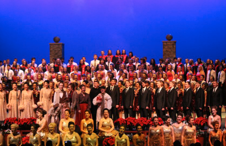 Like the Christmas Show, Spring Spec. will represent all choirs.