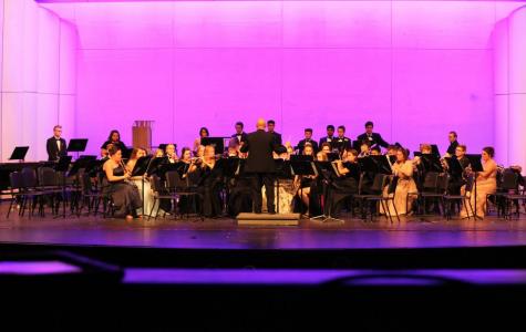 The Last Hurrah: Band Concert 5/19/16 and Awards