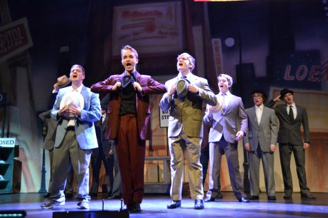 """Guys and Dolls"" to Take the Stage Tonight"