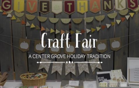The Center Grove Craft Fair