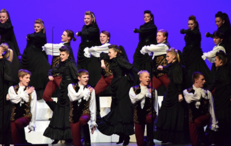 Choirs Prepare for Competition Season with Pre-Contest Show