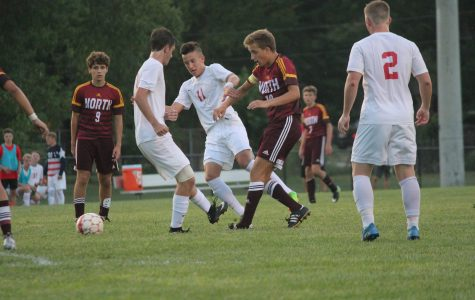 Boys soccer starts season with wins