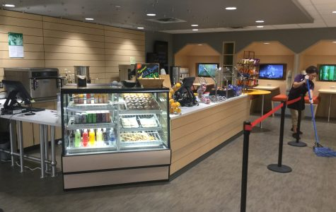 Cafe Becomes Student Hotspot