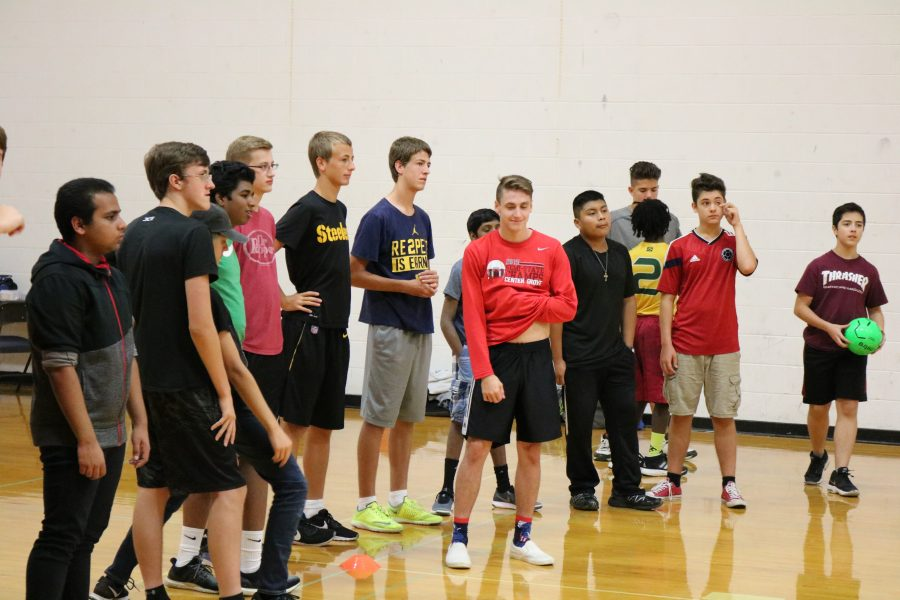 Futsal club brings international sport to CG