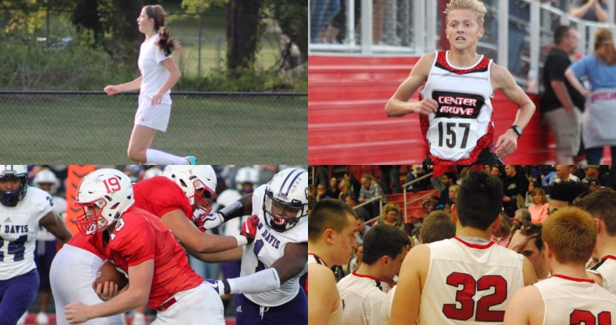 Multi-sport athletes find success while juggling hectic schedules