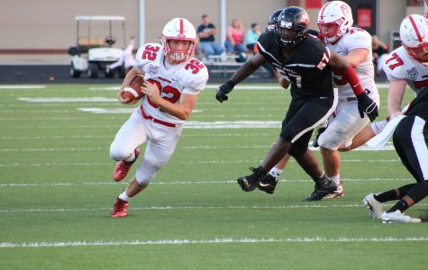Trojans win the first of back-to-back road games