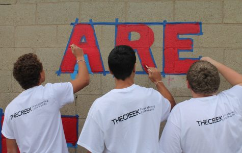 Juniors participate in Day of Caring