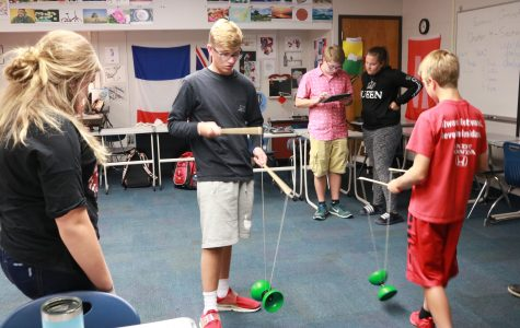 Chinese Club finds new ways to learn about culture