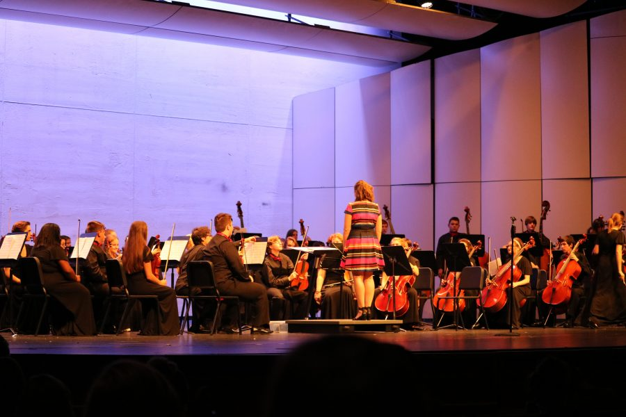 Orchestra starts off their season with fall concert