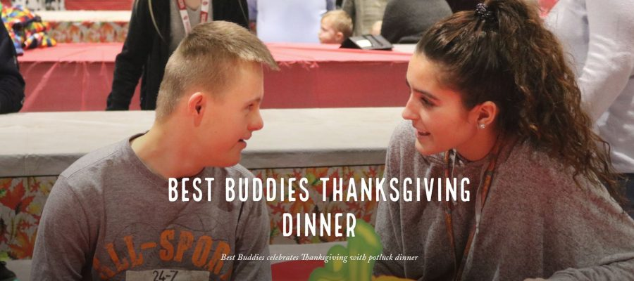 Thanksgiving+is+celebrated+among+Best+Buddies+and+their+families