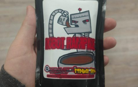 Red Alert Robotics partners with Strange Brew to create their own coffee