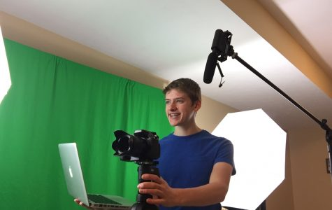 Sophomore uses YouTube to showcase filmmaking talents