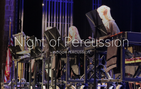 Percussionists put on performance to showcase talents