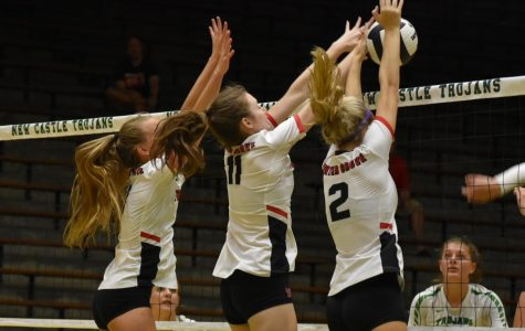 Girls volleyball looks to continue success against No. 8 Cathedral