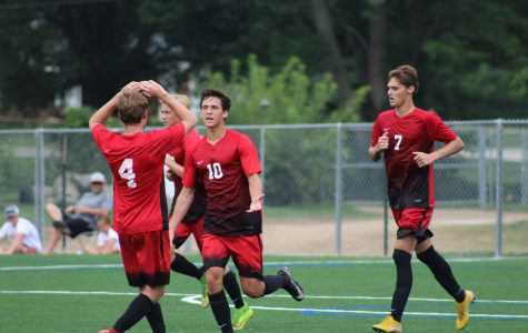 Boys soccer aims to win next two games and become outright MIC champions