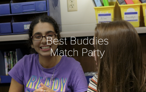 Best Buddies kicks off year with annual Match Party