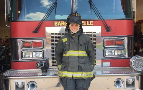 C9 student pursues a career in fire fighting