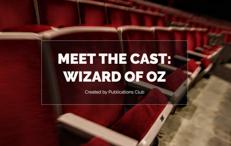 "Meet the cast of ""The Wizard Of Oz"""