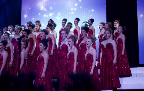 Choir Department hosts annual Christmas concert Noël