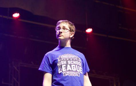 Junior excels in improv, participates in ComedySportz