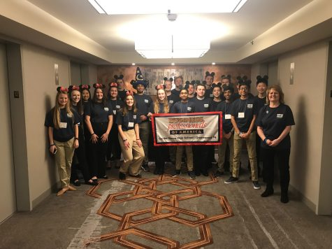 Students compete downtown in BPA state conference