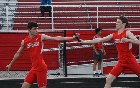 JV track teams close out season with final home meet
