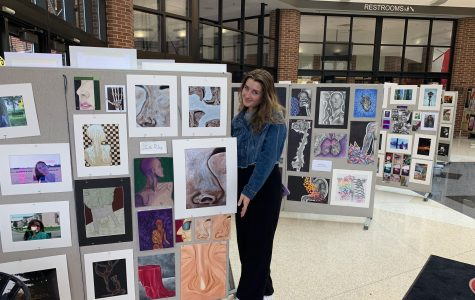 Art Department showcases student work at Festival of the Arts
