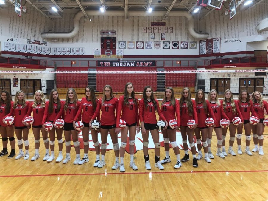 Volleyball opens season tomorrow against perennial power New Castle