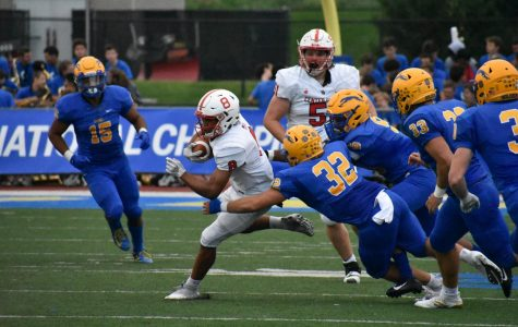 Football looks to keep winning on road at North Central