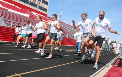 Tuesday's Senior Seminar provides more than fun and games for Class of 2020