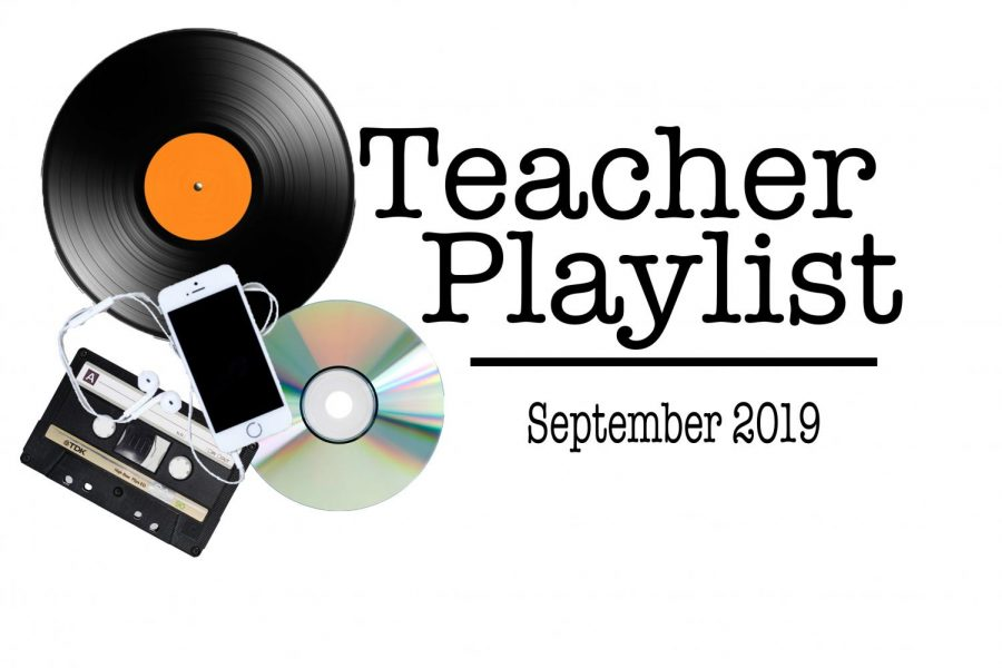 Teacher Playlist (September 2019)