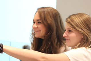 Photo Gallery: AP Art students take field trip to IMA on Sept. 20