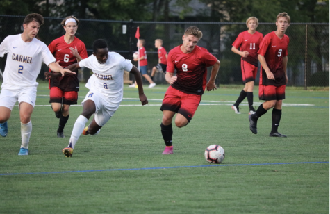 Preview: Boys soccer enter first round of sectionals