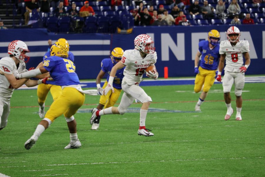 CG falls to Carmel in state championship game