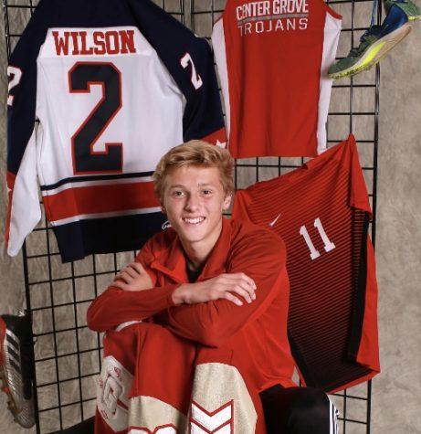 Photo of Nick Wilson