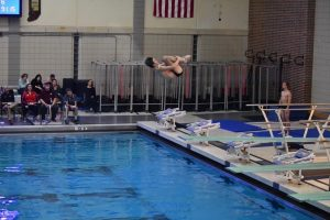 Feature: Junior excels in diving, aims for professional career