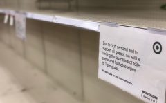Photo Gallery: Stores running out of items in Greenwood due to panic over COVID-19