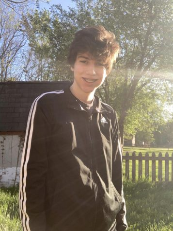 Photo of Evan Borszem
