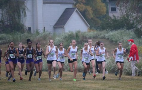 Girls cross country looks for berth in state meet