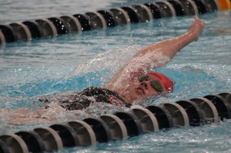 Senior to Commit to D1 Collegiate Swim Team