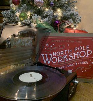 Tuning into the Christmas Spirit
