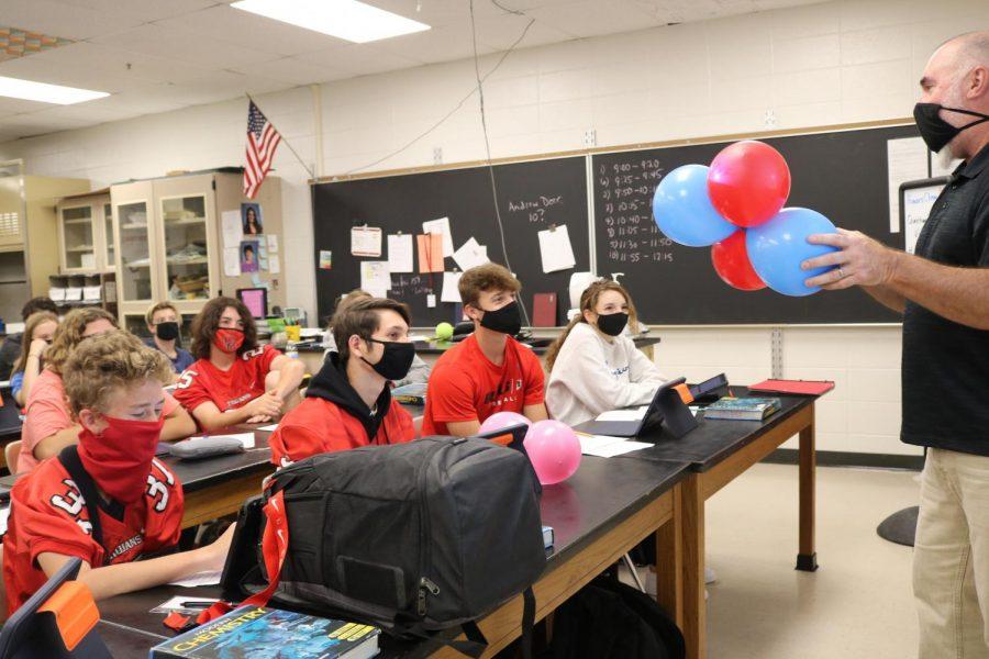 CG mourns loss of science teacher