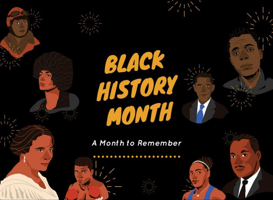 Black History Month: A Month to Remember