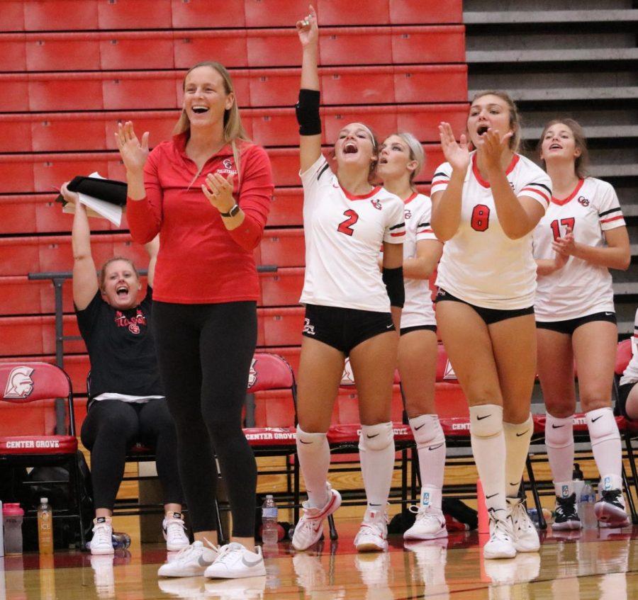 CG alum returns as Girls Volleyball head coach